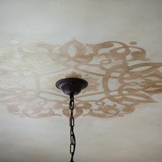 Traditional Stencils by Gander Builders