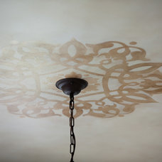 Traditional Wall Stencils by Gander Builders