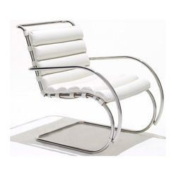 Mr. Lounge Arm Chair by Mies van de Rohe