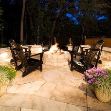 Traditional Landscape Shannon Drive Residence