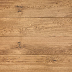 Eddie Bauer Floors - Eddie Bauer Floors - Timber Cut - Independence - Wide Plank Oak Flooring - Timber Cut Independence reflects the bold character and natural grain of historic hand sawn plank floors. Wide planks in long lengths feature the elemental beauty and character of the wood.