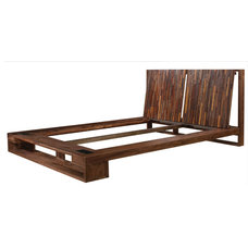 Rustic Beds by Masins Furniture