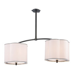 Hudson Valley Lighting - Hudson Valley Lighting 7942 Sweeny 6 Light Island Light - Product Features: