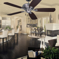 """Avondale 52"""" Ceiling Fan - A classic styled fan perfect for many home decor. Available in three finishes and blade selections."""