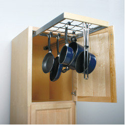 Cabinet Accessories - Slide-Out Pot and Pan Pantry Organizer