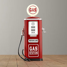Vintage Gas Station Pump Vintage Gas Station Pump