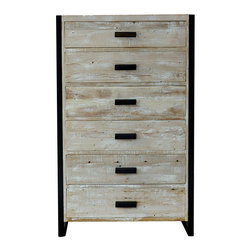 Rustic dressers find a chest of drawers or bedroom for Buy reclaimed wood los angeles
