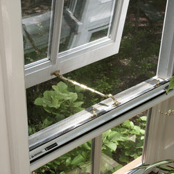 Conservatory Window with Concealed Screen -