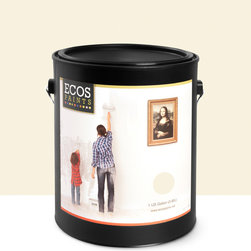 Imperial Paints - Gloss Porch & Floor Paint, Cream Filled - Overview: