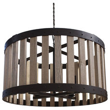 Eclectic Chandeliers by Zin Home