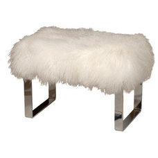 Modern Footstools And Ottomans by Pieces