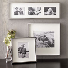 contemporary frames by Crate&Barrel