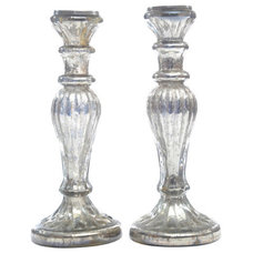 Traditional Candles And Candle Holders by canvas