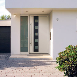 Custom Entrance Doors - Fenstermann provides the most versatility when choosing an entrance door. Whether contemporary or traditional, modern and more, we provide everything for your home's openings. Contact us for pricing and information, we have 8 locations all across the U.S. and will assist in projects all over.