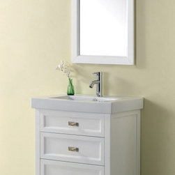 Small traditional bathroom vanities davina white wooden vanity for - Traditional Bathroom Vanities Amp Sink Consoles Find
