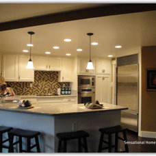 Contemporary Kitchen by Sensational Home Staging & Design