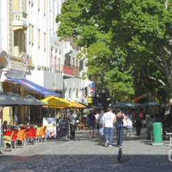 Green Market, Cape Town, South Africa, Africa -
