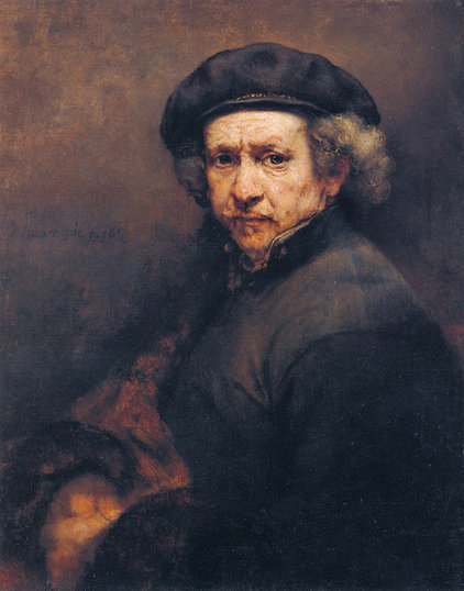 Celebrate Rembrandt's Birthday With a Peek Inside HIs Former House