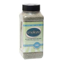IMTEK | NoOdor - Smelleze Eco Yard Smell Removal Deodorizer: 50 Lb.- Rid Pet Urine & Stool Odors - Summary