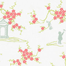 Asian Fabric by Carousel Designs