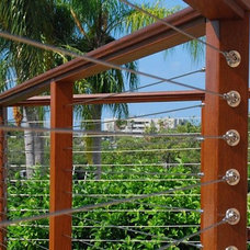 Traditional Fencing by Atlantis Rail Systems