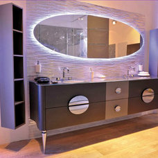 Modern Bathroom Vanities And Sink Consoles by Eurolegno USA