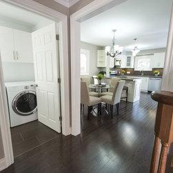 "Red Oak Hardwood Floors - Red Oak 3 1/4"" Berkshire semi gloss"