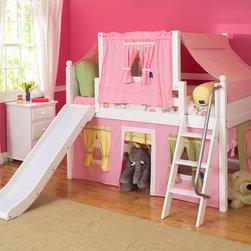 Girls Slide Beds - Paul Johnson