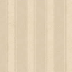 Wallquest - Pp5771 Crackle Multi Striped Silver Wallpaper - PP5771 Stripe from Regent's Glen is a silver and beige multi size stripe wallpaper with a faux crackle finish.