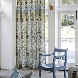 Smith and Noble Hidden Tab Drapery - Panels and drapery add dimension to any window. That's why drapes and curtains are the treatments of choice for showcase settings like living rooms, formal dining rooms or an intimate master bedroom. Starting at $158+