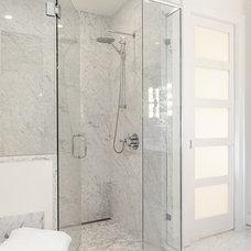 Contemporary Bathroom by Joshua Lawrence Studios INC