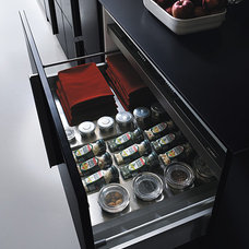 Contemporary Food Containers And Storage by EVAA International, Inc.