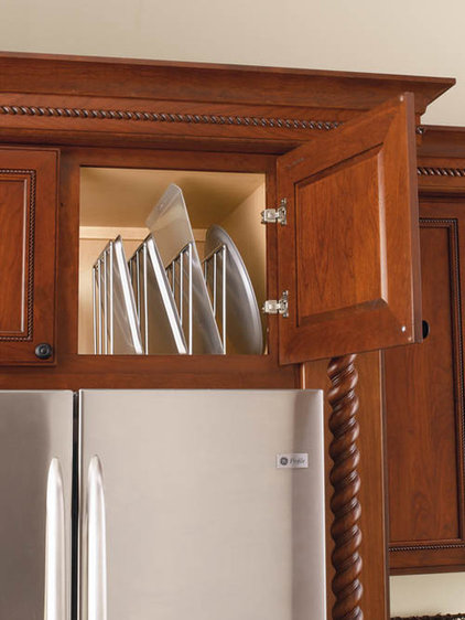 traditional cabinet and drawer organizers by Rev-A-Shelf
