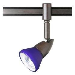 Progress Lighting - Progress Lighting P6124-174B Illuma-Flex 12V Low-Voltage Single-Light MR-16 Flex - *For Flex Track System