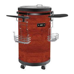 Equator Advanced Appliances - Party Coolers 1.77 Cu.Ft / 70 Bottles, Single Zone - Cherry - Party coolers 1.77 Cu.Ft / 70 Bottles, Single Zone Cherry