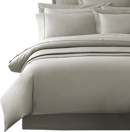 traditional bed pillows and pillowcases by Luxor Linens
