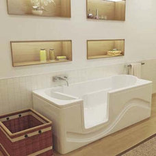 4. UNIVERSAL DESIGN | Top Five Bath Trends | Photos | Bathrooms | This Old House