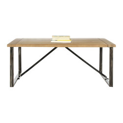 Safavieh - Safavieh AMH4129A Chase Coffee Table - 0