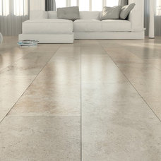 Contemporary Wall And Floor Tile TriBeCa collection