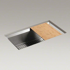 Contemporary Kitchen Sinks by Studio41 Home Design Showroom