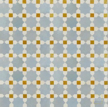 Mediterranean Tile by Mosaic House
