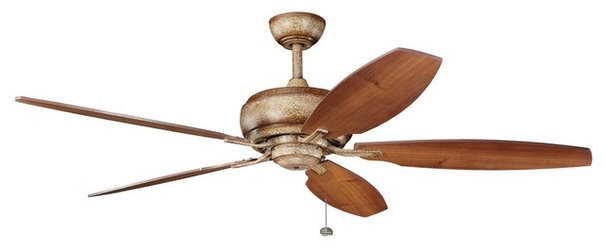 Modern Ceiling Fans by Elite Fixtures