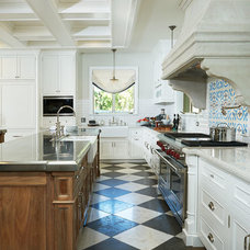 Traditional Kitchen Countertops by Francois & Co