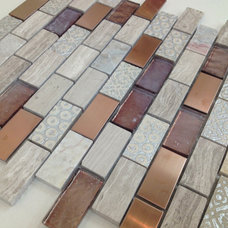 Eclectic Tile by Cercan Tile Inc.