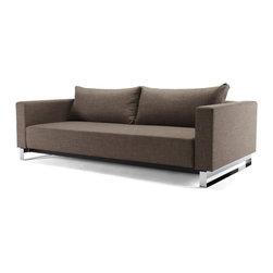 Cassius Sleek Excess Sofa Bed Lounger -
