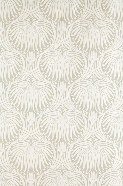 eclectic wallpaper by Farrow & Ball