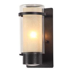 DVI LIghting - Dvi Lighting DVP9072HB-BS Outdoor Sconce - DVI Lighting DVP9072HB-BS Outdoor Sconce