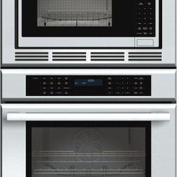 Thermador - 30 inch Masterpiece® Series Combination Oven (oven and convection microwave) MED - Convection two ways: A True Convection Oven, and a convection microwave. Our completely modular Professional Series lets you get exactly what you need for the kitchen of your dreams.