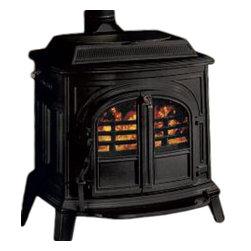 Vermont Castings - Vermont Castings 2310 Vigilant Coal Stove - Majestic 0002310--Vigilant Coal Stove - Classic Black Only