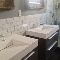 Modern Bathroom Vanities And Sink Consoles by Modern Bathware